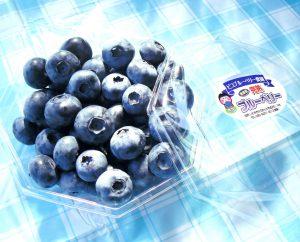ピコブルーベリー農園・冷凍ブルーベリー